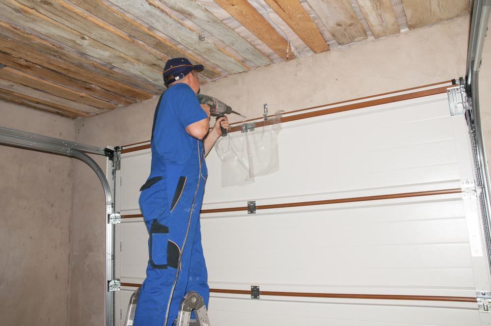 Garage door panel replacement Napa CA